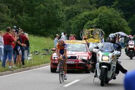Rasmussen, Tour de Francia (2005)